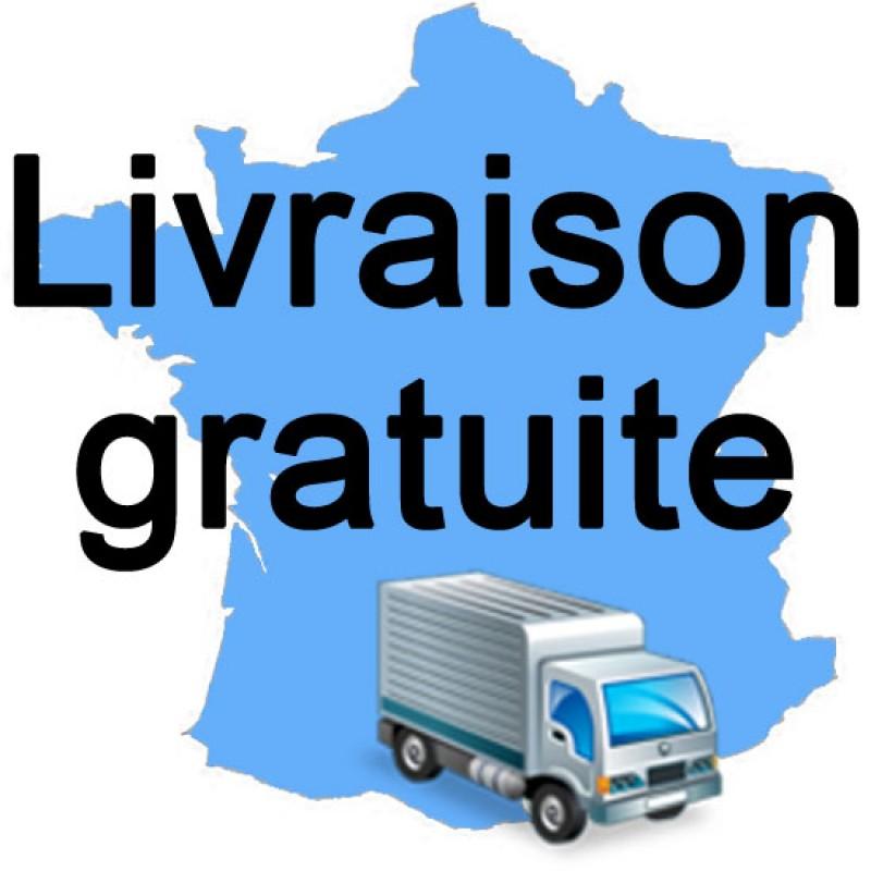 Livraison gratuite en France